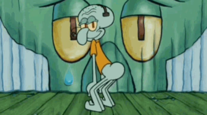 Squidward GIFs
