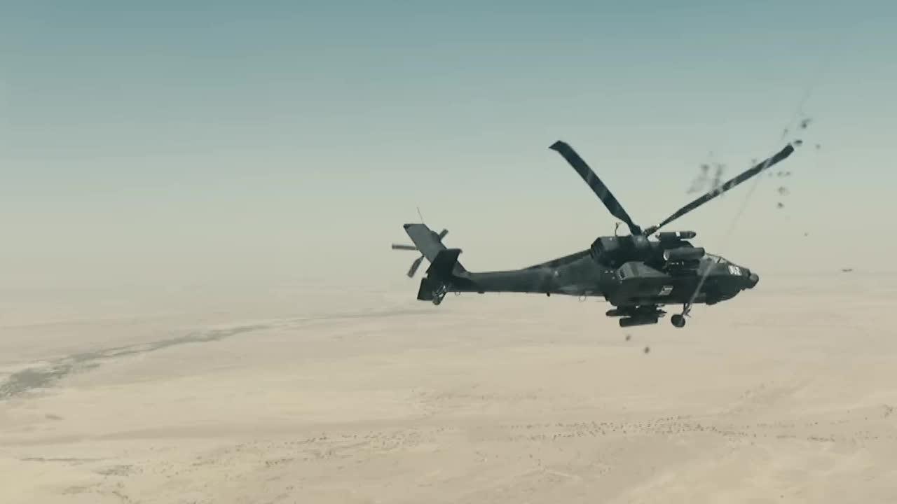 MilitaryGfys, Apache Drop GIFs