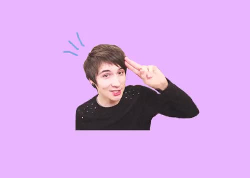 Watch and share Phil Lester GIFs and Amazingphil GIFs on Gfycat