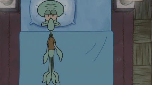 feels, nope, ugh, Squidward GIFs