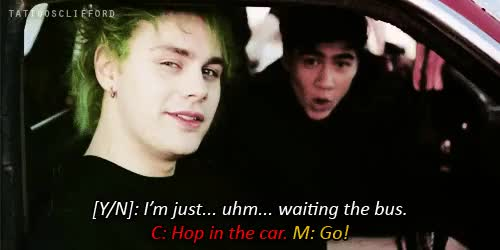 Watch and share 5 Seconds Of Summer GIFs and Calum Hood Au Meme GIFs on Gfycat