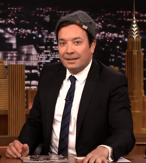 Watch and share Jimmy Fallon GIFs and Head Nod GIFs by Reactions on Gfycat
