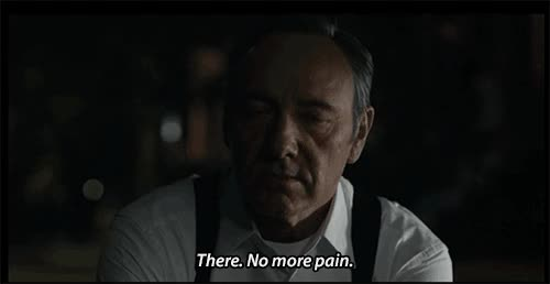 Watch and share Frank Underwood GIFs on Gfycat