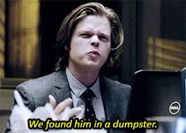 Watch and share Elden Henson GIFs and Bucky Barnes GIFs on Gfycat
