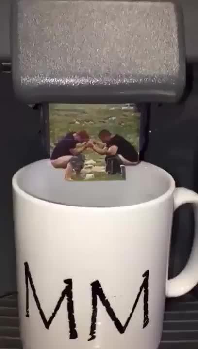 Watch and share Wenn Man Nach Dem Urlaub Zum Ersten Mal Wieder Bürokaffe Trinkt.... GIFs on Gfycat