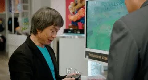 Watch this trending GIF on Gfycat. Discover more shigeru miyamoto GIFs on Gfycat