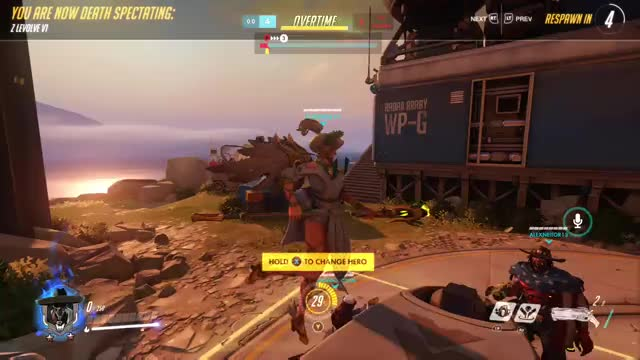 Watch this GIF by xboxdvr on Gfycat. Discover more BanditThug669, OverwatchOriginsEdition, xbox, xbox dvr, xbox one GIFs on Gfycat