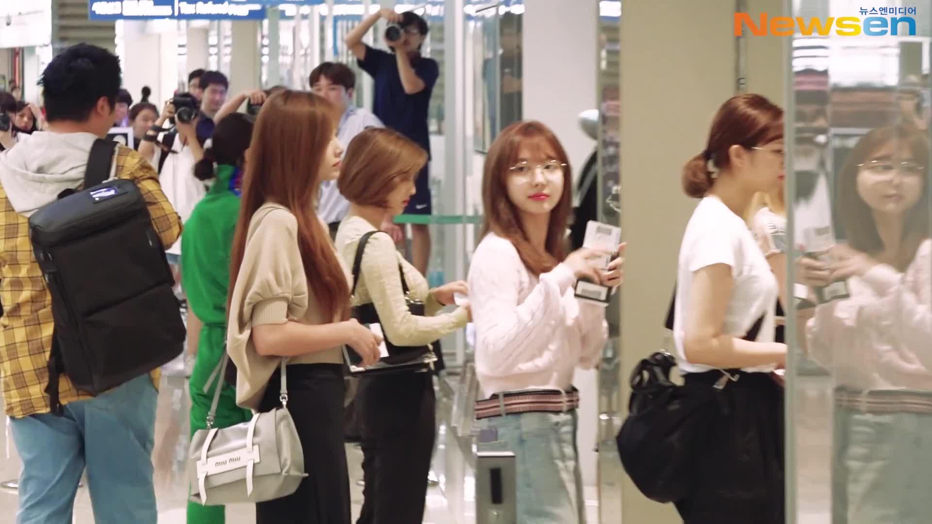 Cutie Glasses Nayeon wave GIFs