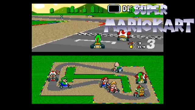 Watch and share Super Mario Kart GIFs by Mr. Panda on Gfycat