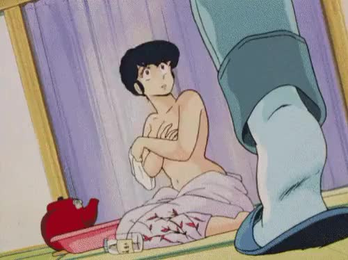 Watch AlarmingRespectfulAlpaca GIF on Gfycat. Discover more Maison Ikkoku GIFs on Gfycat