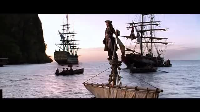 Watch Caribbean getaway GIF on Gfycat. Discover more Boat, Intro, opening, pirate, scene, ship GIFs on Gfycat
