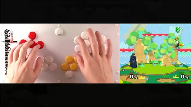 Watch and share Smash Box GIFs and Wave Dash GIFs by hit_box on Gfycat