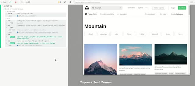 Watch and share Cypress Test Runner GIFs on Gfycat