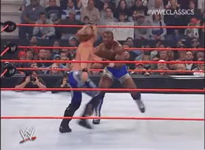 Watch Shelton Benjamin T-Bone Suplex : SquaredCircle GIF on Gfycat. Discover more related GIFs on Gfycat