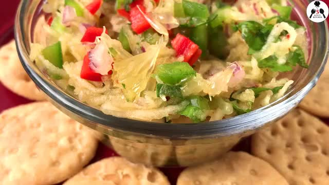 Watch and share Apple Salsa - 5-Minute Kitchen GIFs by 5-Minute Kitchen on Gfycat