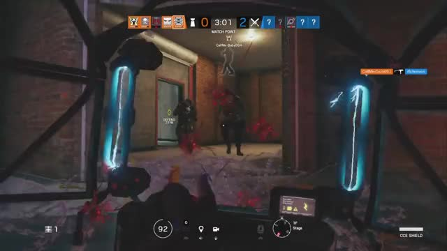 Watch Tom Clancy's Rainbow Six GIF on Gfycat. Discover more PS4share, Gaming, J E