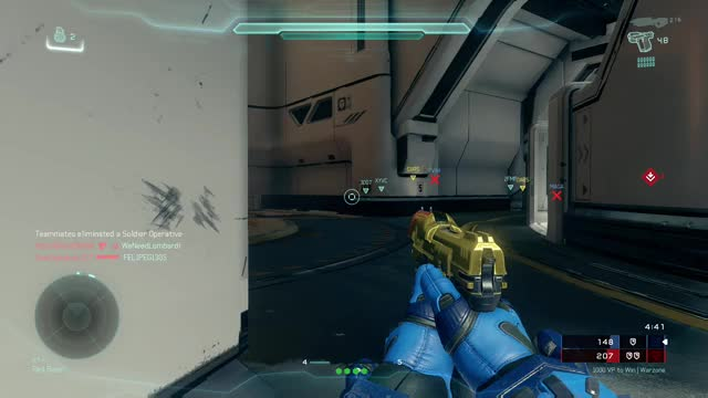 Watch Marine Route GIF by Gamer DVR (@xboxdvr) on Gfycat. Discover more DetachedLeader, Halo5Guardians, xbox, xbox dvr, xbox one GIFs on Gfycat