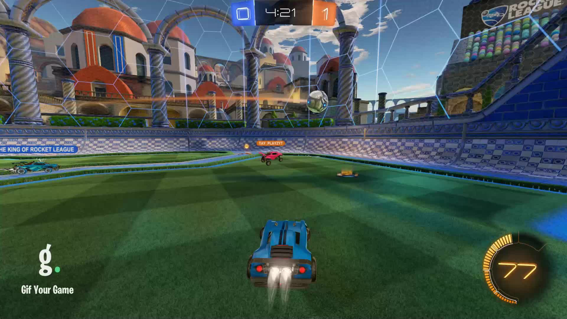 Gif Your Game, GifYourGame, Goal, Rocket League, RocketLeague, Goal 2: Gif Your Game GIFs