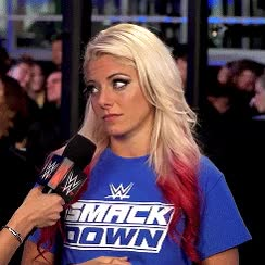 Watch and share Alexa Bliss GIFs on Gfycat