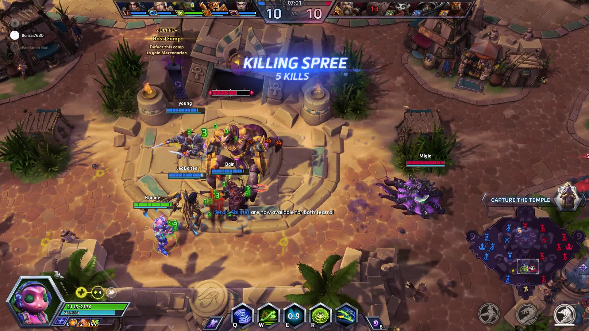 heroesofthestorm, Heroes of the Storm 2019.03.13 - 21.25.17.03.DVR GIFs