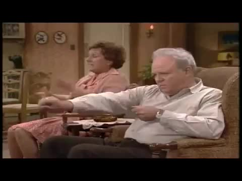 Archie bunker russian roulette