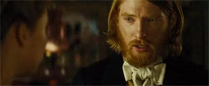 Watch and share Domhnall Gleeson GIFs and Konstantin Levin GIFs on Gfycat
