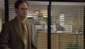 Watch and share The Office Wallpaper Entitled 2x17 Dwight's Speech Animated .gif GIFs on Gfycat