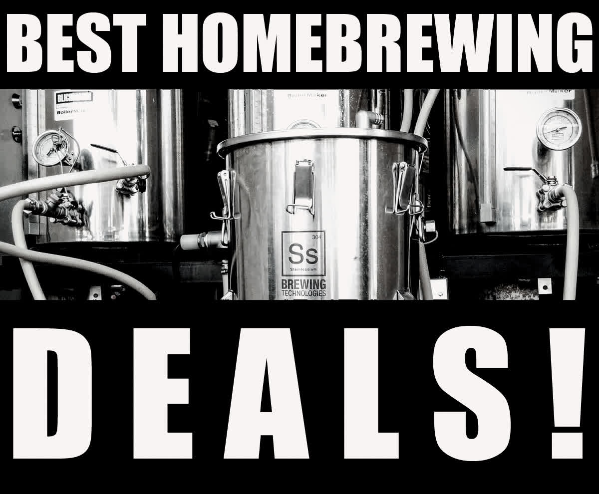 The Best Online Homebrewing Supply Shops and Homebrewing Deals! GIFs