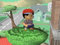 Watch and share Ness Taunt GIFs on Gfycat
