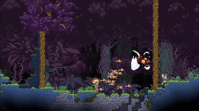 Watch Hive Queen Swarm GIF on Gfycat. Discover more starbound GIFs on Gfycat