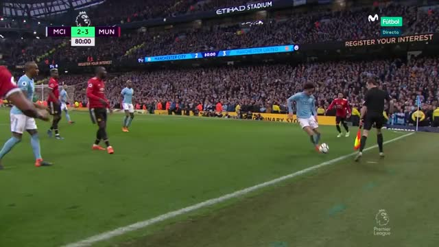 Watch and share 20180407 1956 - M Fútbol Hd - Man City - Man Utd-1 GIFs on Gfycat