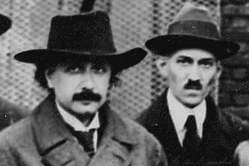 Watch and share Albert Einstein And Nikola Teslamore Gifs Here GIFs on Gfycat