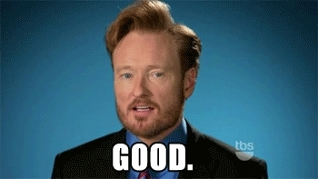 Conan O'Brien, ben bishop, embellishment, hockey, nhl, not habs,  GIFs
