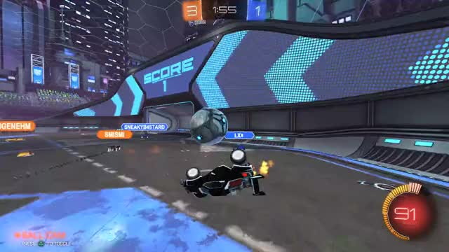 Watch and share Rocket League GIFs and Outplayed GIFs by Overwolf on Gfycat