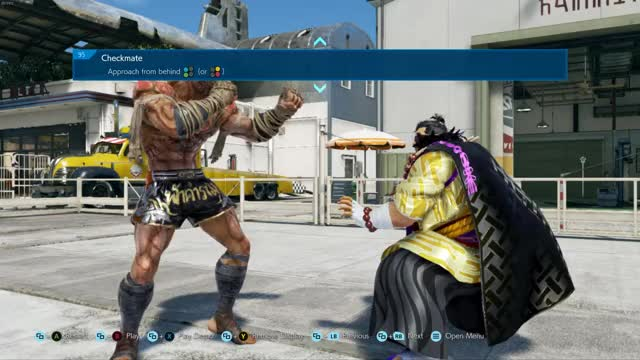 Watch and share Tekken7 GIFs by Tib on Gfycat
