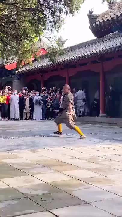 Shaolin Kung Fu gif