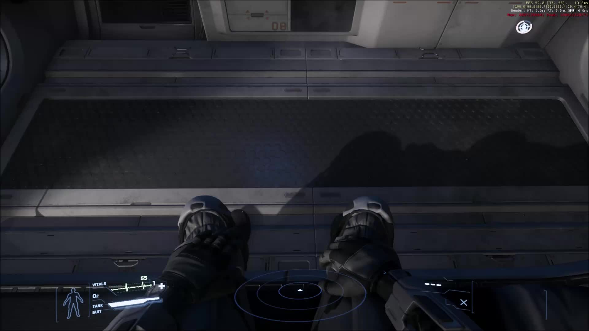 Avenger, Star Citizen, Where did that dead guy come from? GIFs
