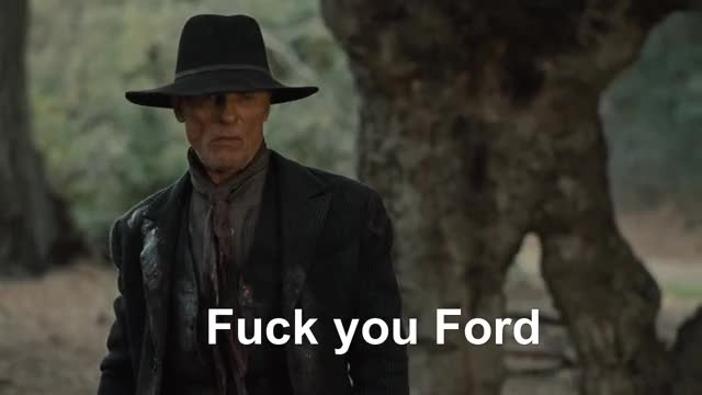 Watch Fuck you Ford GIF by Ford? (@m_and_m) on Gfycat. Discover more HBO, MiB, TV, William GIFs on Gfycat
