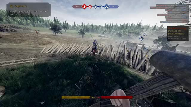Watch and share Mordhau GIFs by kpoop on Gfycat