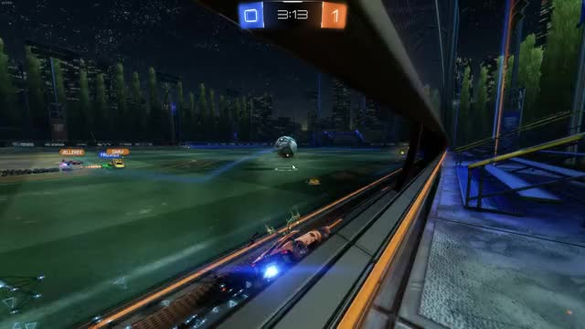 Watch and share Rocket League GIFs by cleverfox on Gfycat