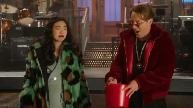 Watch and share Awkwafina GIFs and Saturday GIFs by Reactions on Gfycat