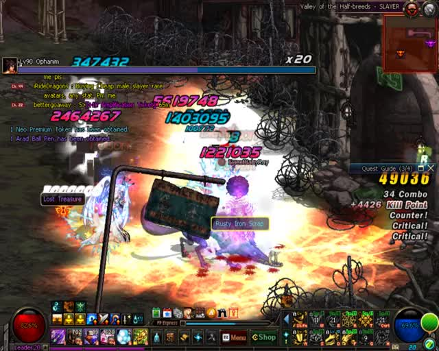 DFO Hell Mode Vol.101