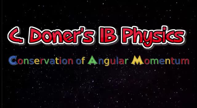 Watch IB Physics: Angular Momentum GIF on Gfycat. Discover more related GIFs on Gfycat