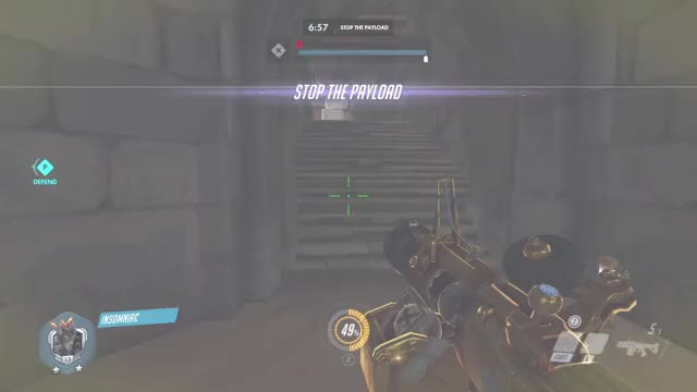 Watch and share Highlight GIFs and Overwatch GIFs by screecwe on Gfycat