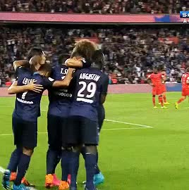 Watch and share Paris Saint Germain GIFs and Marco Verratti GIFs on Gfycat