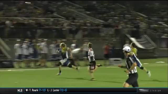 Watch and share Kevin Pettit-Scantling Incredible Second Effort Block GIFs by American Ultimate Disc League on Gfycat