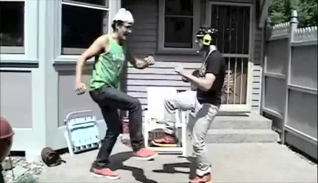 car, colin, guitar, hip hop, mike, minneapolis, music, rap, Butter Dance! GIFs