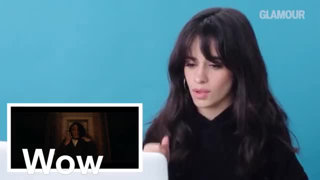 Watch this trending GIF on Gfycat. Discover more Ariana Grande, Camila Cabello, Fifth Harmony, Khalid, Love Lies, Mariah Carey, Normani, Normani Kordei, celebs, reaction, reacts GIFs on Gfycat