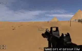Watch and share SERIOUS SAM 3 GIFs on Gfycat
