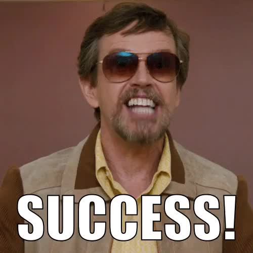 Watch and share Anchorman GIFs and Success GIFs on Gfycat